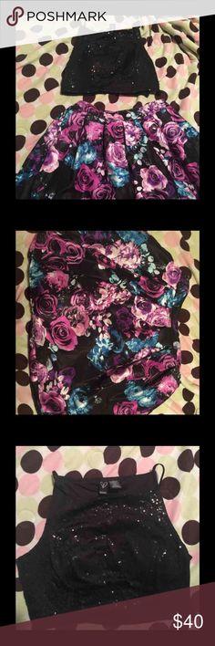 Selling this Two piece dress on Poshmark! My username is: helloluvly. #shopmycloset #poshmark #fashion #shopping #style #forsale #WINDSOR #Dresses & Skirts