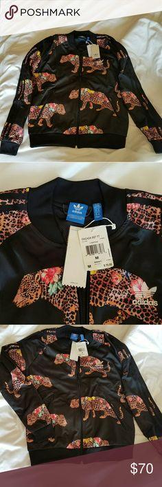 Adidas Original Oncada Brazilian Farm Design Real & 100% Authentic Adidas Tops Sweatshirts & Hoodies