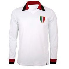 AC Milan football shirt 1960's (away shirt)