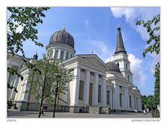 The Spaso-Preobrazhenskiy cathedral. Photo by Kozinkov Konstantin. The cathedral was built in 1795 on…