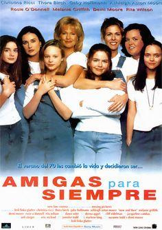 Póster de la película Amigas para siempre (Lesli Linka Glatter, 1995)