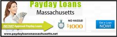 Easy Way To Get Fast And Reliable Funds With Payday Loans Massachusetts