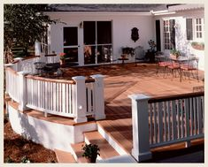 Makeover your outdoor living space without breaking the bank with BEHR DECKOVER® Solid Color Coating. Deck Colors, My House Plans, Outdoor Living, Outdoor Decor, Home Remodeling, Living Spaces, New Homes, Behr Paint, Decorating Ideas