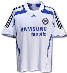 Chelsea 3rd Jersey 2007-2008