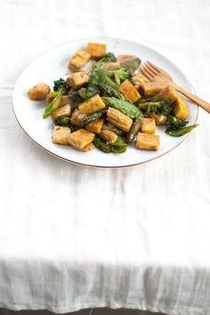 Produce On Parade - Amazing Vegan Stir Fry