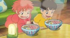 Ponyo Noodles.