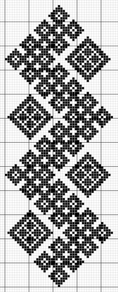 cool border / geometric / towel