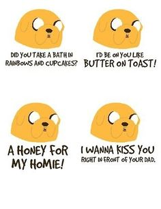 Adventure time pick up lines Flirting Quotes For Her, Flirting Texts, Flirting Tips For Girls, Flirting Humor, Flirt Quotes, Adventure Time, Funny Quotes, Funny Memes, Funny Pics