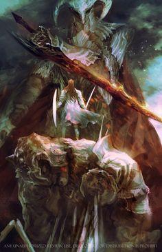 Dagor Dagorath by tolrone