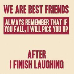 Bahahahaha. ...soo true