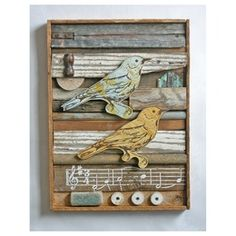 Songbird Washboard Collection by Dolan Geiman $450.00
