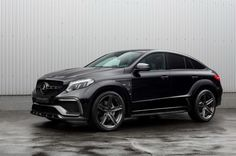 Mercedes-AMG GLE Coupé 63 και 63 S tuned by TopCar