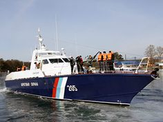 """Coast Guard FSB of Russia is going to upgrade your ship's structure the 2014 Winter Olympics in Sochi. Coast Guard FSB of Russia is going to upgrade your ship to the composition of the 2014 Winter Olympics in Sochi. As the head of the Border Service of the FSB Vladimir Pronichev in an interview to """"Rossiyskaya Gazeta"""", in four years the new maritime security system will be created in the Black Sea."""