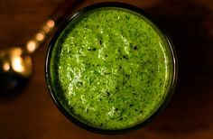 Spicy Cilantro and Hemp Seed Sauce   Spicie Foodie – Spicie Foodie ™