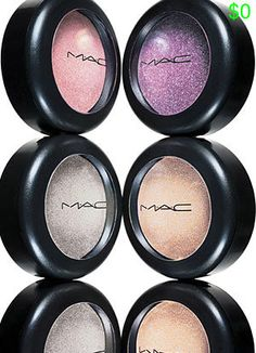 MAC Cosmetics Spring 2013: Pressed Pigments Collection - 44FashionStreet.com