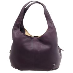 19bb6074b373 Yoshi Meehan Medium Size Leather Slouched Shoulder Bag   Handbag Autumn  Winter 2012 AW12 by Yoshi