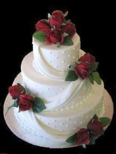 three tier cake image