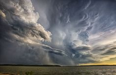 Passing Storm by Patrick Emerson on 500px