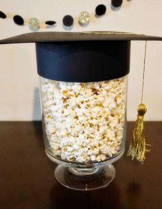 Black and Gold Graduation Decorations | Tiny Prints Blog