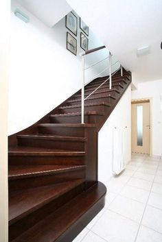 luxury stainless railings Railings, Stairs, Luxury, Home Decor, Stairway, Decoration Home, Room Decor, Floating Stairs, Staircases