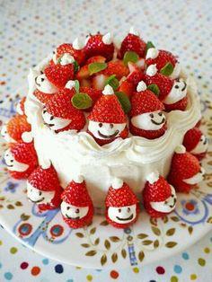 Straberry cake
