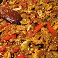 Czech Recipes, Ethnic Recipes, Kung Pao Chicken, Lchf, Paella, Hamburger, Pork, Food And Drink, Appetizers