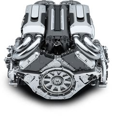 The Bugatti was unveiled in Paris in 1991 and went into production until Bugatti went out of business in 1995 (Bugatti has since been resurrected by Volkswagen). The car was available as a two-door sports car and only 31 cars were produced. Bugatti Cars, Bugatti Veyron, Ferrari, Porsche 911 Gt2 Rs, Bike Engine, Motor Engine, Lamborghini Veneno, New Bugatti Chiron, Rolls Royce