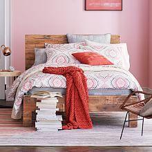 Mid-Century Beds, and Modern Upholstered Beds |west elm | west elm