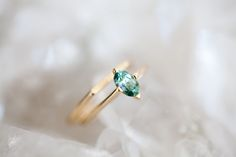 Bliss Lau / unique and chic engagement rings/ View more: http://thelane.com/brands-we-love/bliss-lau