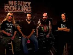 Slayer Interview on Henry Rollins Show