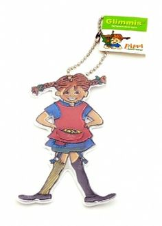 Pippi Longstocking reflector