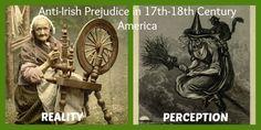 Anti-Irish Prejudice in 17th-18th Century America