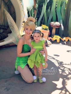 Tinkerbell - Character Inspired Dress - Neverland Collection - Sizes 12/18months through 5 by HeartmadeCreations on Etsy https://www.etsy.com/listing/198811228/tinkerbell-character-inspired-dress