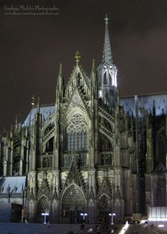 Cologne Cathedral, Germany Photo by Lindsay Mickles (http://theneverendingwanderlust.com)
