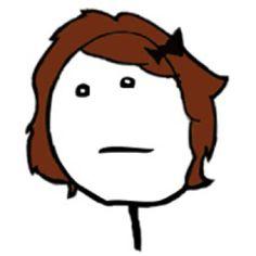 Poker Face [ Brunette ] Best Facebook, Free Facebook, Poker Face, Meme Faces, Poker Chips, Comics, Memes, Fictional Characters, Meme