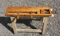 A friendly woodworker has provided Christopher Schwarz with plans for a portable workbench – hes passing them along.