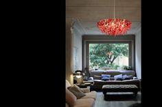 Lampadari in cristallo < UGOLINO circular | Lolli e Memmoli