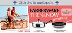 Farberware Cookware Then & Now Summer Giveaway