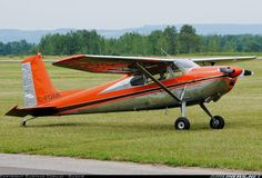 Cessna 180D aircraft picture
