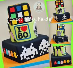 "This would be rad for a ""born in the 80's"" landmark birthday!"