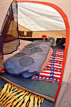 Show us your campsite | Inforoo.com™ - Bonnaroo 2013