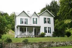 I WANT THIS HOUSE!  Wonderful welcoming newly renovated 1895 farm home with 3 BR, 2 BA and spacious light filled rooms throughout. Everything is fresh and clean with refinished wood floors or new floor coverings, separate tub & shower in upstairs bath, new patio and charming porches to relax on. Free gas as per owner. 30+acres, approximately 12 ac fenced pasture, year round stream, 30×40 new barn, storage building and cellar house.