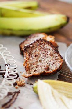 VEGAN BANANA BREAD (ΜΕ ΜΟΝΟ 5 ΥΛΙΚΑ)   Cool Artisan