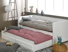 chambre pour deux enfants gamme redondela asoral. Black Bedroom Furniture Sets. Home Design Ideas