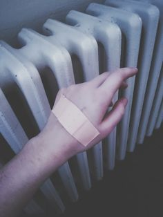 æsthetic #hand #hurt