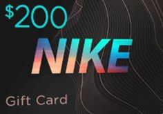 Nike Gift Card, Nike Gifts, Best Gift Cards, Buffalo Wild Wings, Gift Card Giveaway, Neon Signs, Organization, Getting Organized, Organisation