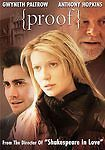 Proof DVD Movie Gwyneth Paltrow Anthony Hopkins Jake Gyllenhaal DVDs & Movies:DVDs & Blu-ray Discs www.internetauctionservicesllc.com $7.99