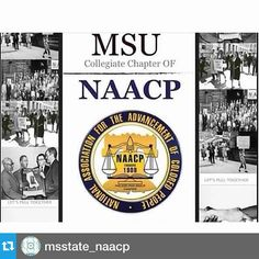 @msstate_naacp・・・Our first General Body meeting of the semester will be this Wednesday, January 21st beginning at 6:00 p.m. in McCool 100. This will also serve as an Interest Meeting. Come out to learn and be a part of something greater!