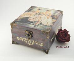 Ballerina box ballerina jewelry box ballerina gift ballet