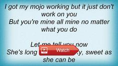 Elvis Presley Got My Mojo Working Lyrics  Elvis Presley Got My Mojo Working Lyrics